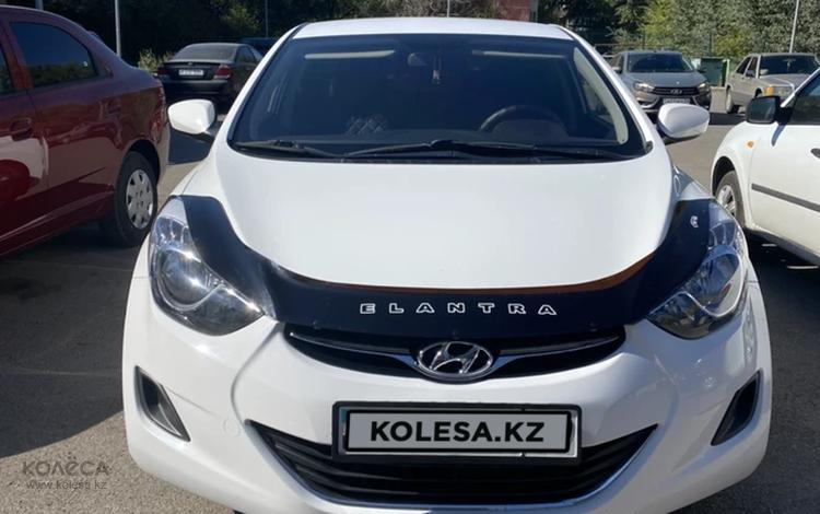 Hyundai Elantra 2012 года за 6 100 000 тг. в Караганда