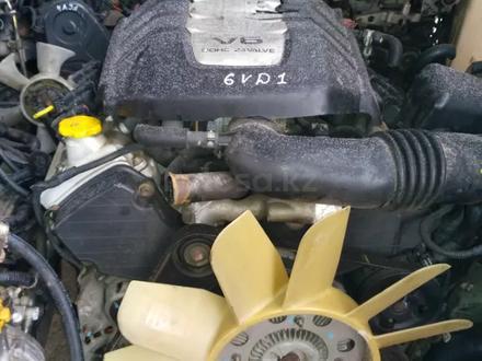 Двигатель на Исузу Трупер за 100 тг. в Алматы