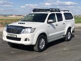 Toyota Hilux 2015 года за 11 700 000 тг. в Нур-Султан (Астана)