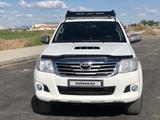Toyota Hilux 2015 года за 11 700 000 тг. в Нур-Султан (Астана) – фото 5