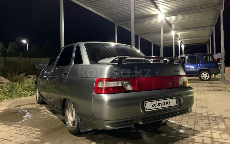 ВАЗ (Lada) 2110 (седан) 2006 года за 850 000 тг. в Актобе