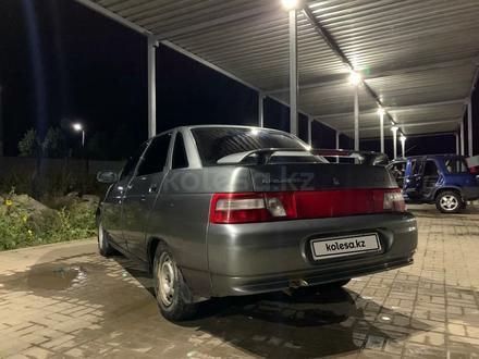 ВАЗ (Lada) 2110 (седан) 2006 года за 850 000 тг. в Актобе – фото 14