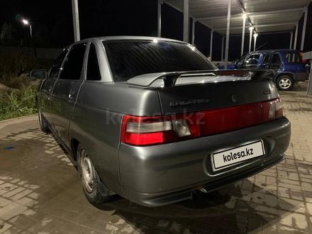 ВАЗ (Lada) 2110 (седан) 2006 года за 850 000 тг. в Актобе – фото 15