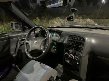ВАЗ (Lada) 2110 (седан) 2006 года за 850 000 тг. в Актобе – фото 16