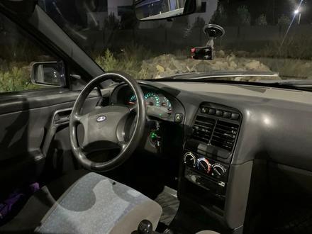 ВАЗ (Lada) 2110 (седан) 2006 года за 850 000 тг. в Актобе – фото 2