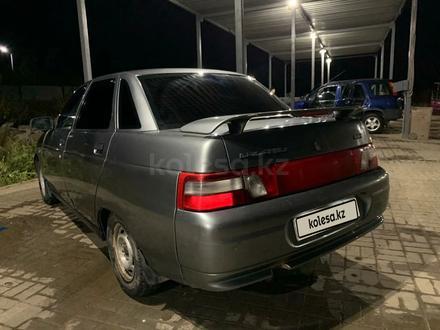ВАЗ (Lada) 2110 (седан) 2006 года за 850 000 тг. в Актобе – фото 3