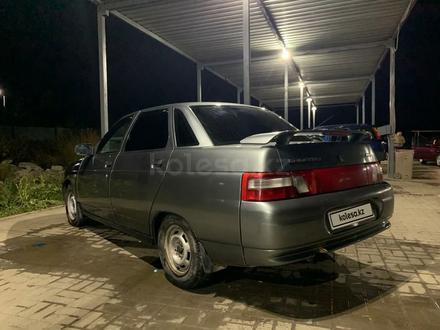 ВАЗ (Lada) 2110 (седан) 2006 года за 850 000 тг. в Актобе – фото 4
