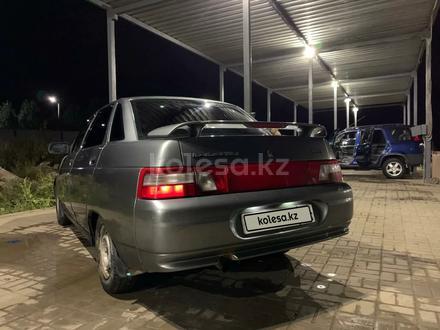ВАЗ (Lada) 2110 (седан) 2006 года за 850 000 тг. в Актобе – фото 8
