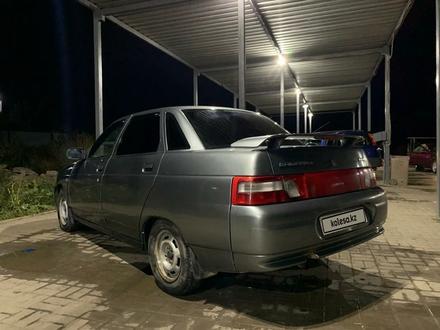ВАЗ (Lada) 2110 (седан) 2006 года за 850 000 тг. в Актобе – фото 9