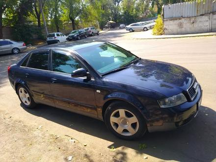 Audi A4 2001 года за 2 100 000 тг. в Алматы