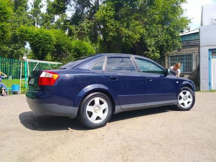 Audi A4 2001 года за 2 100 000 тг. в Алматы – фото 2