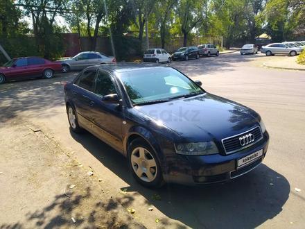 Audi A4 2001 года за 2 100 000 тг. в Алматы – фото 3
