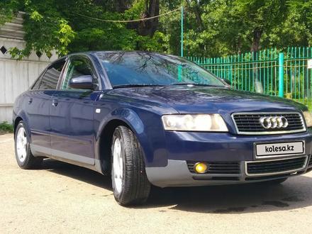 Audi A4 2001 года за 2 100 000 тг. в Алматы – фото 5