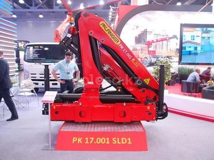 Palfinger  Кран манипулятор РК17.001SLD1 2020 года в Атырау