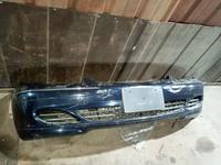 Передний бампер w220 рестайлинг за 77 000 тг. в Алматы
