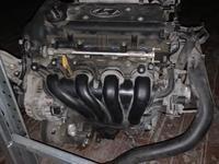 Двигатель g4fc Rio Accent за 380 000 тг. в Костанай