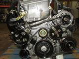 """Двигатель Toyota 2AZ-FE 2.4л Привозные """"контактные"""" двигателя за 65 500 тг. в Алматы"""