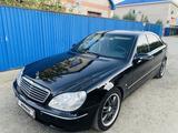 Mercedes-Benz S 430 2001 года за 2 950 000 тг. в Актобе