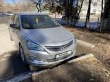 Hyundai Solaris 2014 года за 3 950 000 тг. в Шымкент