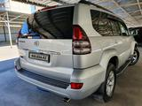 Toyota Land Cruiser Prado 2008 года за 13 200 000 тг. в Алматы – фото 4