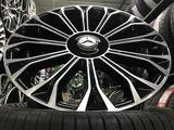 Диски Mercedes Benz w221 222 Maybach за 650 000 тг. в Нур-Султан (Астана) – фото 2