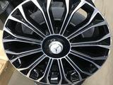 Диски Mercedes Benz w221 222 Maybach за 650 000 тг. в Нур-Султан (Астана) – фото 4