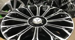 Диски Mercedes Benz w221 222 Maybach за 650 000 тг. в Нур-Султан (Астана) – фото 5
