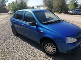 ВАЗ (Lada) Kalina 1118 (седан) 2006 года за 1 000 000 тг. в Актобе – фото 3