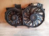 Вентилятор дифузор audi a4 b6 b7 за 30 000 тг. в Караганда – фото 2