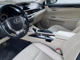 Lexus ES 250 2013 года за 12 000 000 тг. в Актобе – фото 4