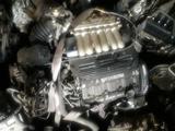Двигатель бензин V3.5 Mitsubishi Sigma за 255 000 тг. в Алматы – фото 2