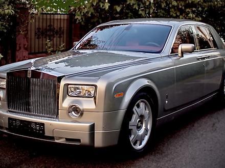 Rolls-Royce Phantom 2004 года за 51 000 000 тг. в Алматы