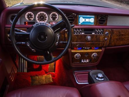 Rolls-Royce Phantom 2004 года за 51 000 000 тг. в Алматы – фото 5