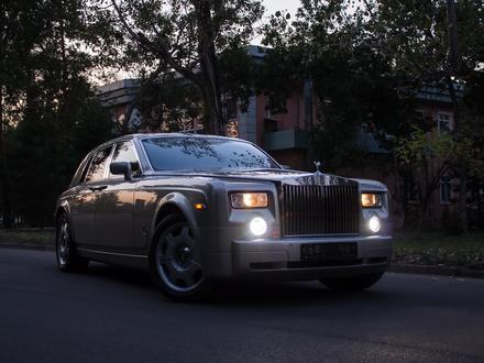 Rolls-Royce Phantom 2004 года за 51 000 000 тг. в Алматы – фото 7