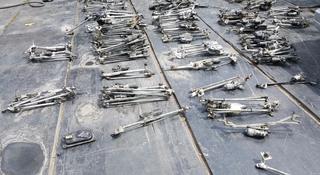 Механизм Трапеция стеклоочистителя (дворников) на Тойота Хайлендер за 16 000 тг. в Караганда