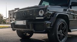 Mercedes-Benz G 63 AMG 2015 года за 38 000 000 тг. в Алматы – фото 2