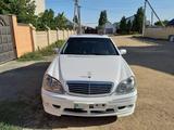 Mercedes-Benz S 320 1999 года за 3 000 000 тг. в Нур-Султан (Астана)