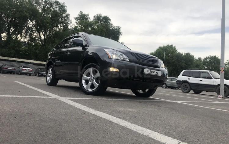 Lexus RX 330 2004 года за 6 400 000 тг. в Алматы
