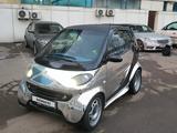 Smart ForTwo 2000 года за 2 500 000 тг. в Алматы – фото 2