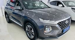 Hyundai Santa Fe 2020 года за 17 500 000 тг. в Кокшетау – фото 3