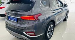 Hyundai Santa Fe 2020 года за 17 500 000 тг. в Кокшетау – фото 4