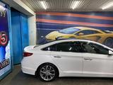 Hyundai Sonata 2017 года за 8 200 000 тг. в Шымкент – фото 4
