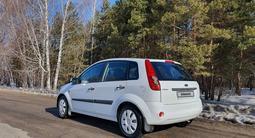 Ford Fiesta 2007 года за 2 100 000 тг. в Петропавловск – фото 5