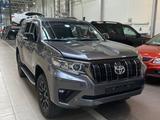 Toyota Land Cruiser Prado 2021 года за 38 200 000 тг. в Алматы – фото 2