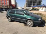 Volkswagen Golf 1996 года за 550 000 тг. в Нур-Султан (Астана) – фото 2