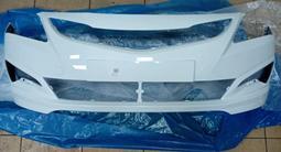 Бампер передний окрашены цвет кузова за 28 000 тг. в Алматы