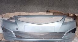 Бампер передний окрашены цвет кузова за 28 000 тг. в Алматы – фото 4