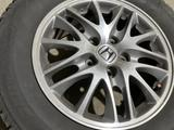 215/65/16 резина Bridgestone с дисками за 160 000 тг. в Алматы – фото 3