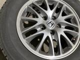 215/65/16 резина Bridgestone с дисками за 160 000 тг. в Алматы – фото 4