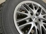 215/65/16 резина Bridgestone с дисками за 160 000 тг. в Алматы – фото 5